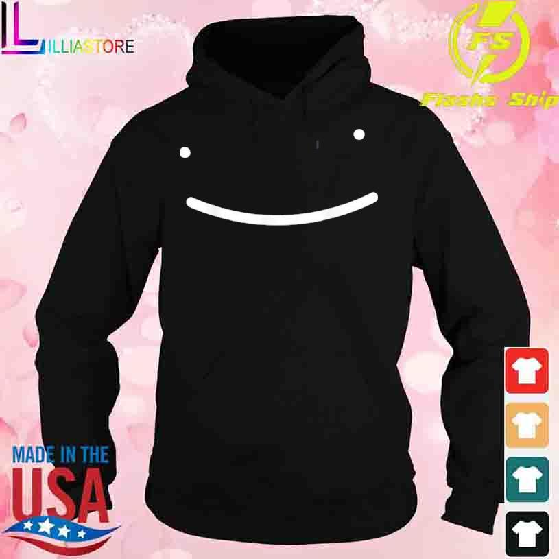 Smiley Face Shirt hoodie
