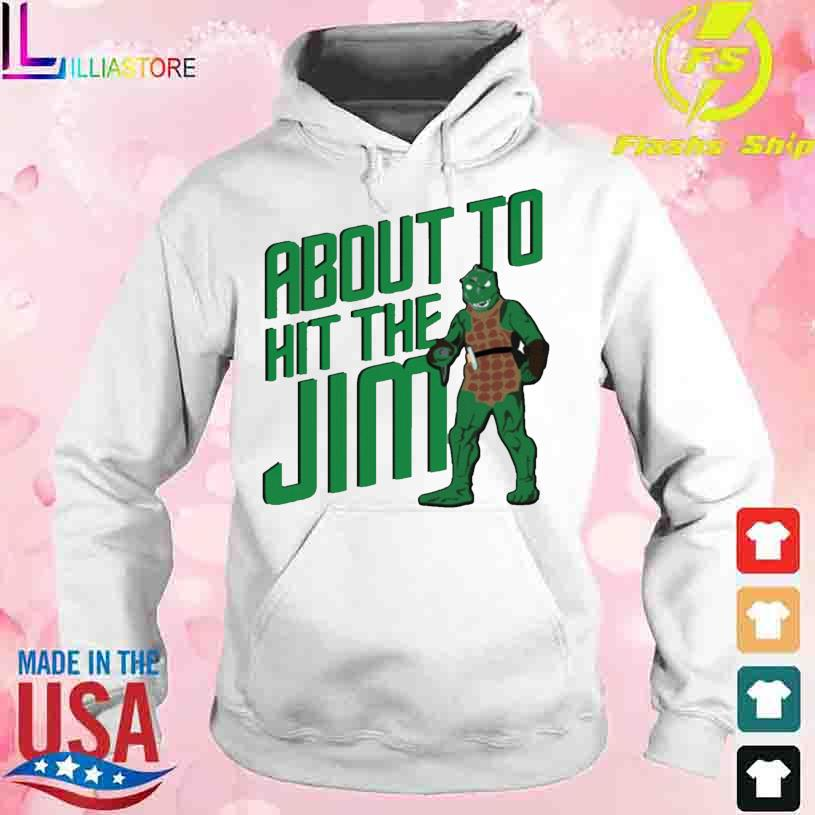 Star Trek about to hit the Jim Shirt hoodie