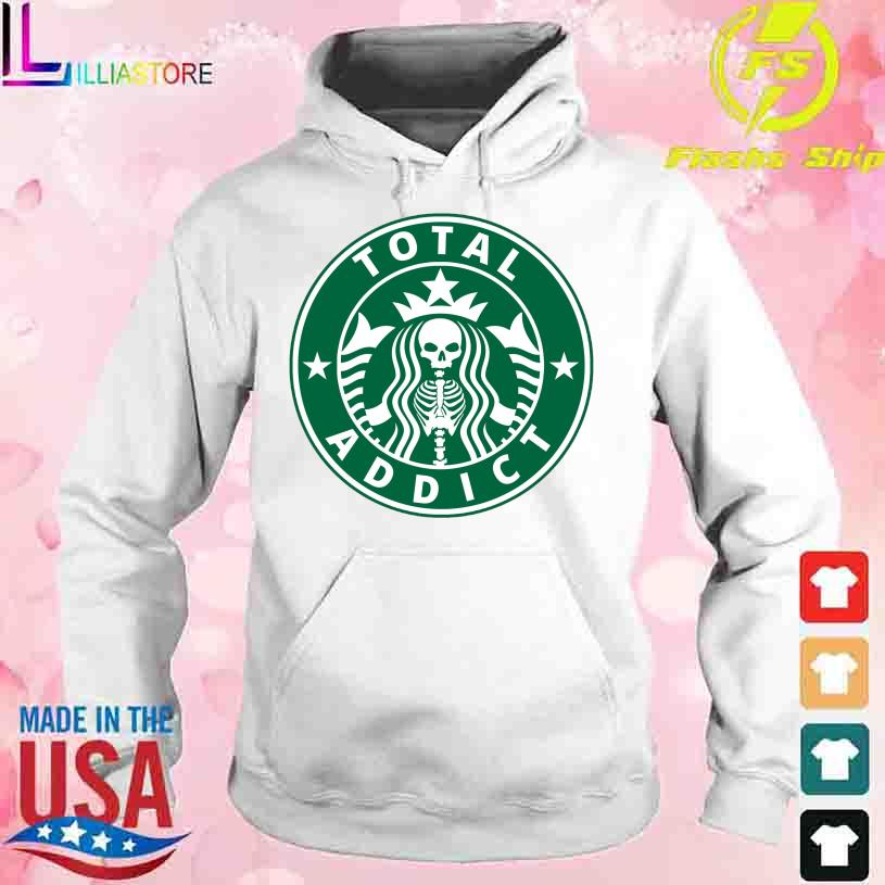 Total Addict s hoodie