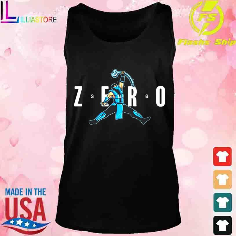 Zero Kombat Mortal Shirt tank top